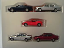 Herpa HO BMW Sonderset  5 BMW Modelle 82229414131 OVP Top Zustand