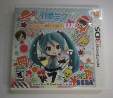 Hatsune Miku: Project Mirai DX (Nintendo 3DS, 2015) *Used*