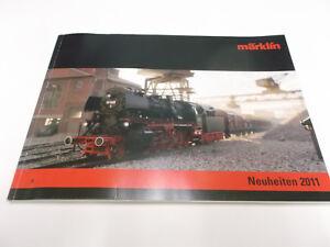 Vorsichtig MÄrklin Neuheiten 2011 Modelleisenbahn Guter Geschmack