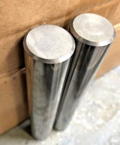 """Tungsten Carbide Round Bar 1/"""" diameter X 6/"""" long"""
