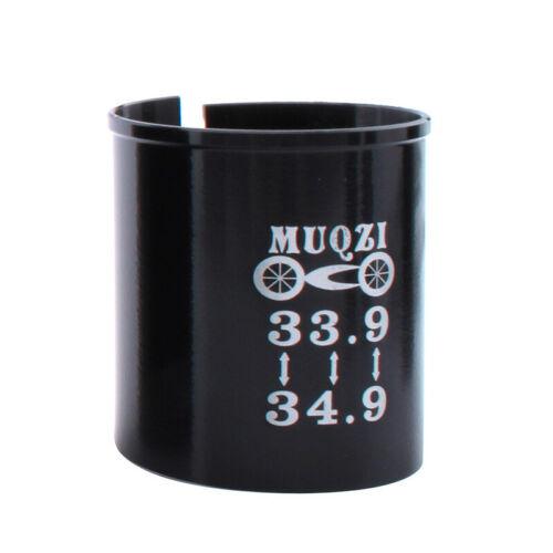 Bike Seatpost Reducer Shim Extension Convert Tube CNC Adapter Anti-rust 10 Model