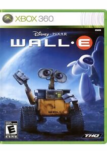 Disney-Pixar-WALL-E-Xbox-360-Kids-Game-Rare-Collectible-The-Robot