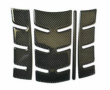 BMW K1200R K1300R real Carbon Fiber Tank Protector Pad Sticker with knee pads