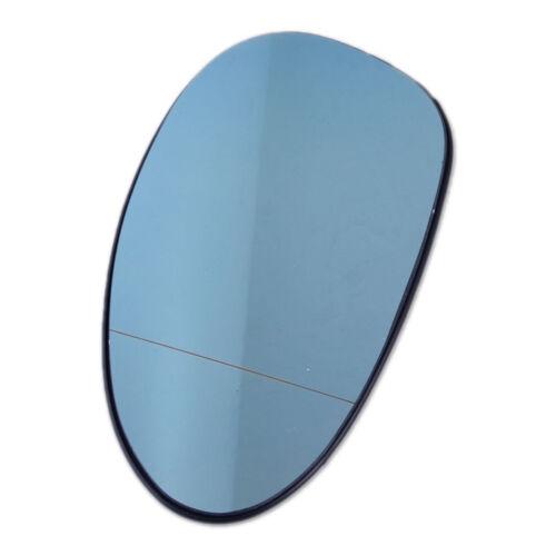 Side Door Blue Heated Mirror Glass fit for BMW E82 E88 E90 E91 Left /& Right