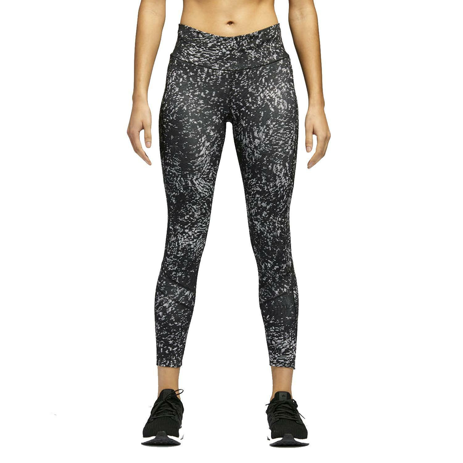 Adidas Women's How We Do 7 8 Printed Running  Leggings  factory direct sales