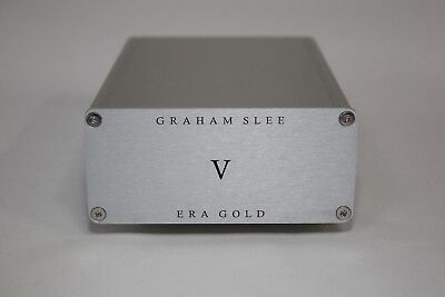 Graham Slee Era Gold V Mm Phono Stage (green Power Supply)