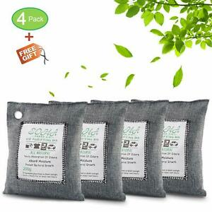 charcoal fresh bags bamboo nature air bag soha odors natural purifying amazon