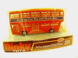 Dinky-Toys-GB-n-291-Atlantean-City-bus-Kenning-car-van-neuf-en-boite
