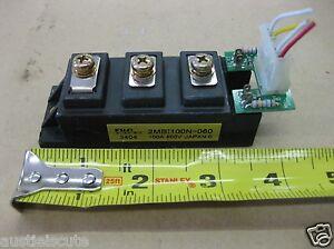 Fuji IGBT Solid State Relay module THYRISTOR 2MBI100N060 100Amp