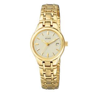 Zu Damen Damenuhr Elegant Armbanduhr Citizen Details Goldfarben 55p Ew1262 Eco Drive 8PNvn0Omwy