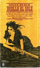 O12 Duello al sole Niven Busch Oscar Mondadori 1970
