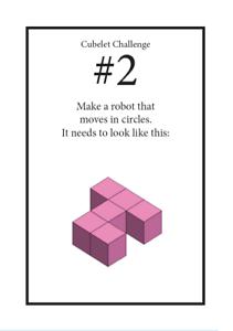 24 Cubelets activity cards by Robot Man! STEM robotics teacher resource