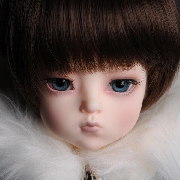 1 4BJD MSD DOLL Kid Dollmore Boy - Jeemin (Make Up)