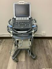 Sonosite M Turbo Portable Ultrasound Withcart Amp 3 Probes