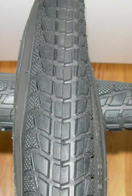 KENDA KAHN Juego de neum/áticos para Bicicleta 26 x 1.95 Adultos Unisex Negro