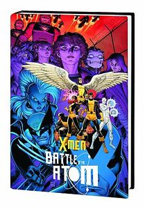 MARVEL-X-MEN-BATTLE-OF-THE-ATOM-Hardcover-HC-NEW-MSRP-50