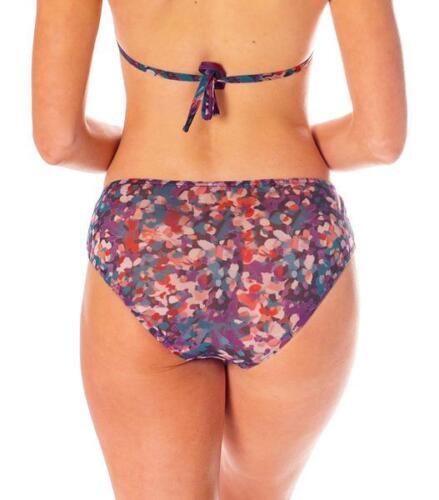 Kiniki Elba Tan Through Sonnendurchlässige High Waisted Bikinihose Damen