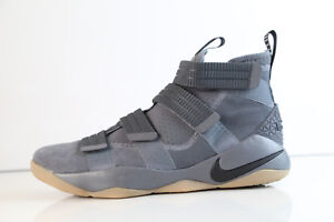 Nike-LBJ-Lebron-Soldier-XI-SFG-Dark-Grey-Circuit-Orange-Gum-897646-003-8-11-5-1