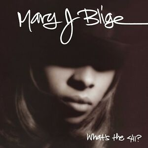 Mary J Blige WHAT'S THE 411? Debut Album UPTOWN RECORDS New Sealed Vinyl 2 LP