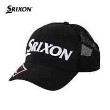c4d9bed17a1 DUNLOP SRIXON Tour Trucker Cap Golf Hat 3Colors GAH-17059I Mens Authentic  Gift
