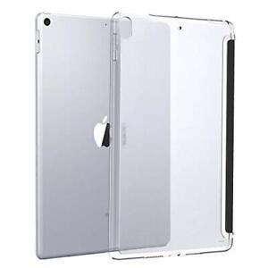 iPad-Air-2019-Case-with-Smart-Keyboard-and-Smart-Cover-Slim-Fit-Back-Clear-Cover