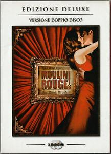 DVD-MOULIN-ROUGE-2-DVD-EDIZIONE-DELUXE-SPECIALE-2001-ITALIANO