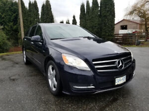 2012 Mercedes Benz R-Class R350 Diesel 4matic Excellent Condtion
