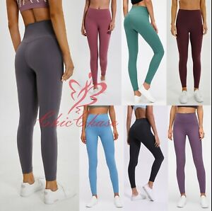 FITINCLINE Women's Leggings Buttery Soft Yoga Pant Gym Fitness Running  Sports | eBay
