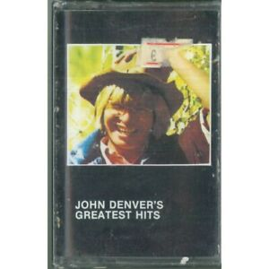 John-Denver-MC7-John-Denver-039-s-Greatest-Hits-Rca-NK-90523-Sealed