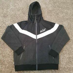 selezione speciale di grande vendita negozio di sconto Nike Sportswear NSW Sherpa Windrunner Jacket Black/White/Grey ...