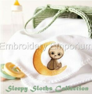 SLEEPY-SLOTHS-COLLECTION-MACHINE-EMBROIDERY-DESIGNS-ON-CD-OR-USB