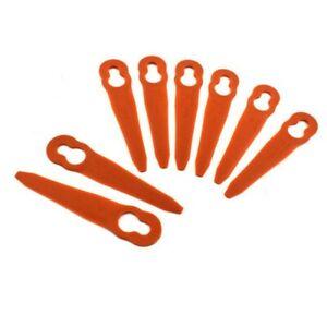 32xCutter Blades For Stihl PolyCut 2-2 FSA 45 Lawn-Mower Trimmer 4008 007 1000