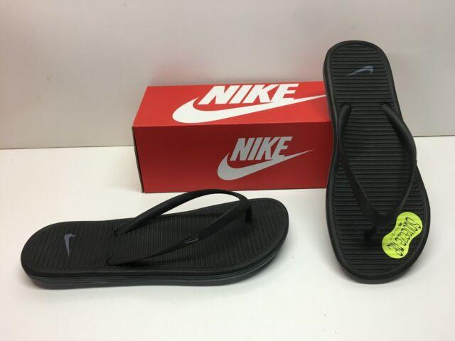 Slides Flip Flops Black Sandals Slip