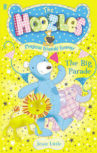 Good-The-Hoozles-The-Big-Parade-Book-4-Paperback-Little-Jessie-0571248063