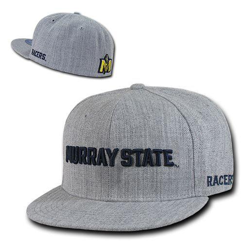 Murray State University MSU Racers NCAA Flat Bill Snapback Baseball Ball Hat Cap