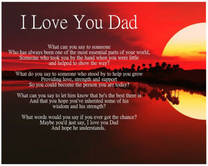 Personalised-I-Love-You-Dad-Poem-Birthday-Fathers-Day-Christmas-Gift-Present