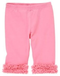 GYMBOREE-BUTTERFLY-BLOSSOMS-PINK-TULLE-CAPRI-LEGGINGS-3-6-12-18-24-2T-3T-4T-NWT