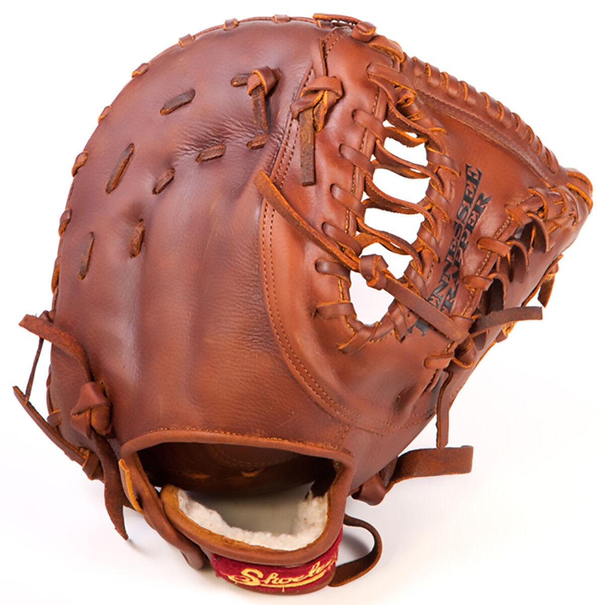 zapatosless Joe 1st base Trampero 13  Guante de béisbol (nuevo)