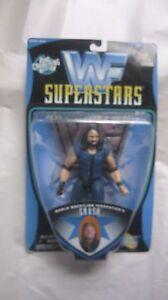 WWF-Superstars-Crush-Action-Figure-Bone-Crunching-By-Jakks-Pacific-1997-NEW-t650