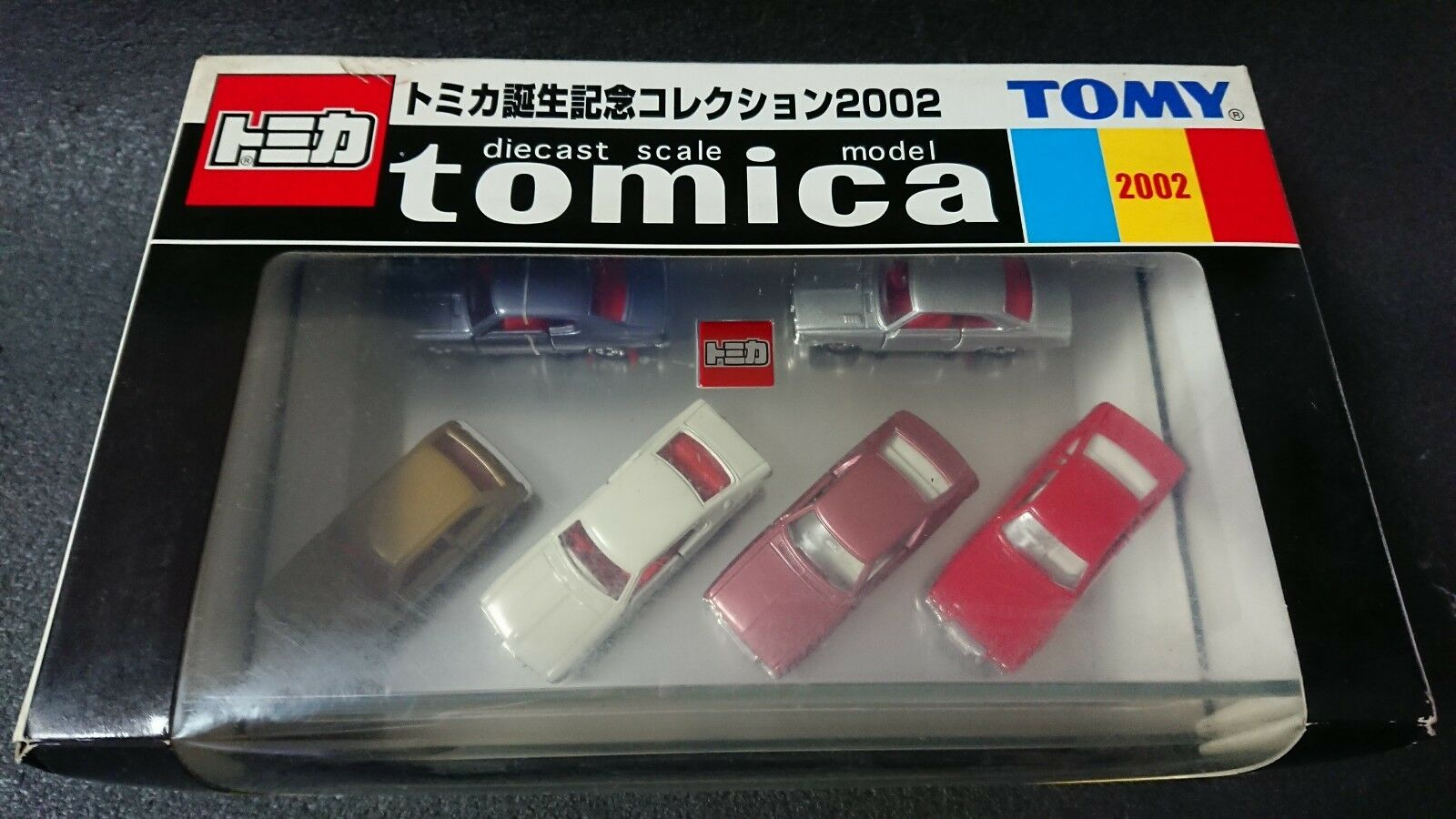 TOMICA Birth Memorial Collection 2002' TOMY Japan Diecast Scale Model