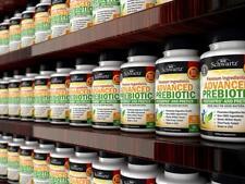 Prebiotics for Advanced Gut Health Immune System Booster & Dietary Fiber Fuels G
