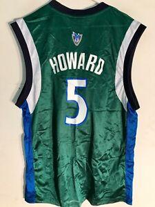 best service c229a d0f75 Details about Adidas NBA Jersey Dallas Mavericks Josh Howard Green  Alternate sz XL