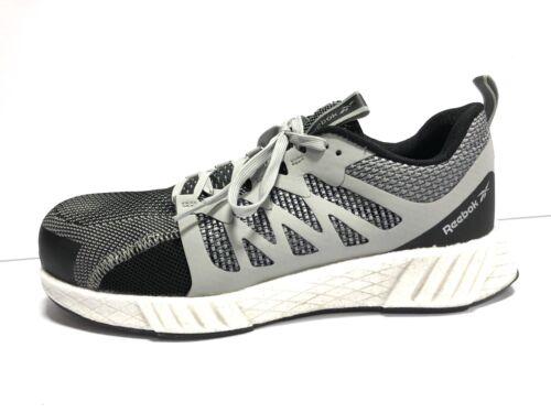 Reebok Mens Fusion Cushionwork Work Shoes Size 9.5