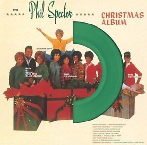 Phil-Spector-Various-CHRISTMAS-ALBUM-DOS628MB-180g-MUSIC-New-Colored-Vinyl-LP