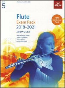 Flute-Exam-Pack-2018-2021-ABRSM-Grade-5-Sheet-Music-Book-Audio-Scales-Arpeggios