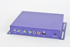 BrightSign HD810 Digital Signage Appliance Media Player