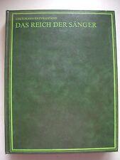 Das Reich der Sänger Lekturama-Enzyklopädie Geheimnis Tierwelt Bd. 5 Vögel I
