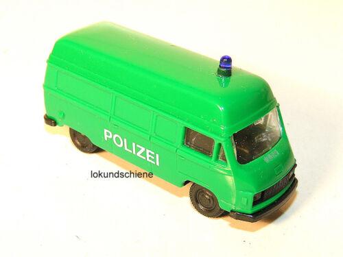 Hanomag  Polizei Bus. IMU  HO 1:87