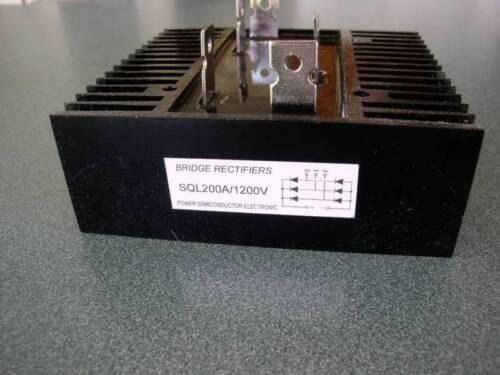 100 Amp Rectifier Wind Generator single-3 phase