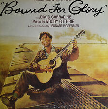 "BOUND FOR GLORY - WOODY GUTHRIE 12""  LP  (Q231)"